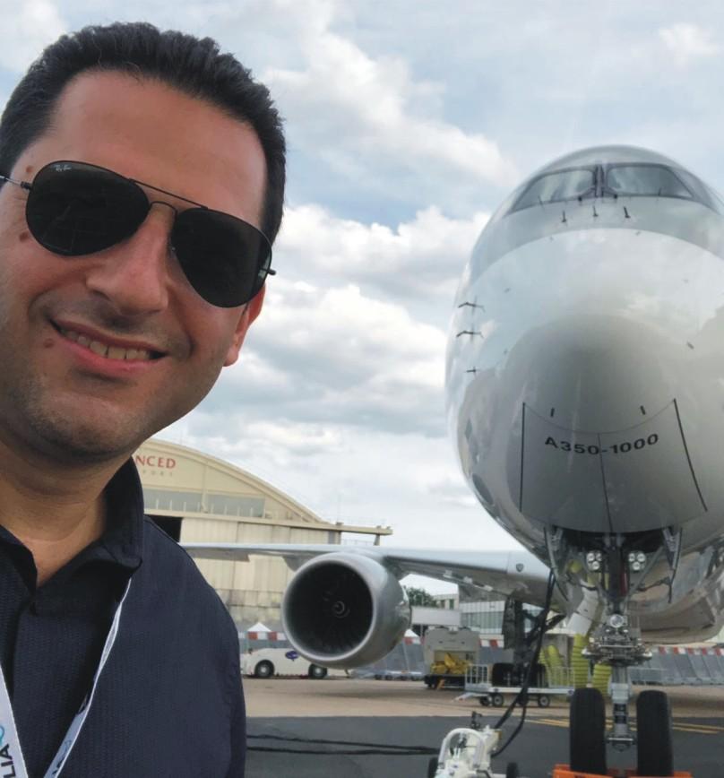 Aviones y Viajes